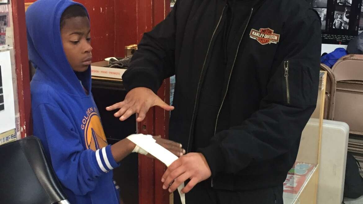 Sts. Constantine and Helen helps PAL Boxing program for local youth