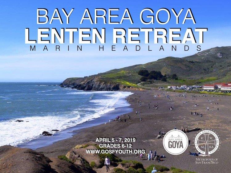 GOYA Lenten Retreat