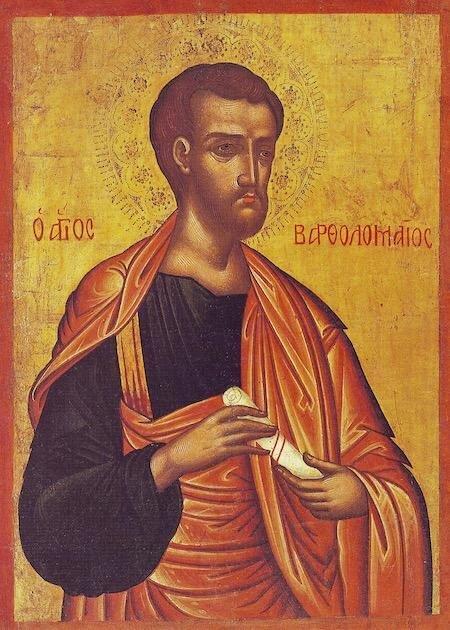 Bartholomew the Holy Apostle