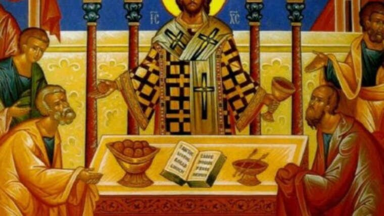 12: Small Group Discussion: The Divine Liturgy
